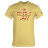 Champion Vegas Gold T Shirt-LAW