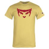 Champion Vegas Gold T Shirt-Mascot