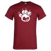 Cardinal T Shirt-Paw