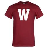 Cardinal T Shirt-W