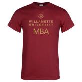 Cardinal T Shirt-MBA