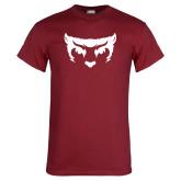 Cardinal T Shirt-Mascot