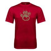 Syntrel Performance Cardinal Tee-Paw