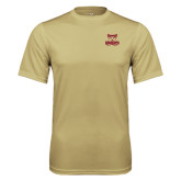 Syntrel Performance Vegas Gold Tee-Primary Logo