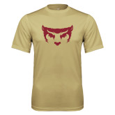 Syntrel Performance Vegas Gold Tee-Bearcat Face