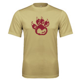 Syntrel Performance Vegas Gold Tee-Paw