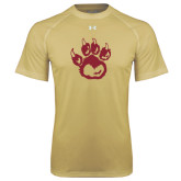 Under Armour Vegas Gold Tech Tee-Paw