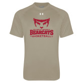 Under Armour Vegas Gold Tech Tee-Basketball