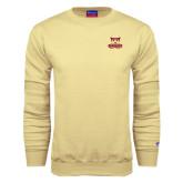 Champion Vegas Gold Fleece Crew-Primary Logo