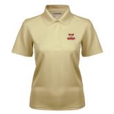 Ladies Vegas Gold Dry Mesh Polo-Primary Logo