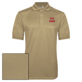 Vegas Gold Dry Mesh Polo-Primary Mark