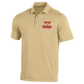 Under Armour Vegas Gold Performance Polo-Primary Mark