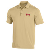 Under Armour Vegas Gold Performance Polo-Mascot