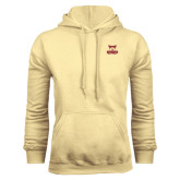 Champion Vegas Gold Fleece Hood-Primary Logo