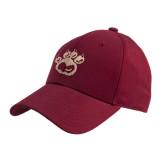 Cardinal Heavyweight Twill Pro Style Hat-Paw