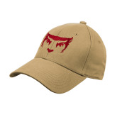 Vegas Gold Heavyweight Twill Pro Style Hat-Mascot
