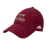 Adidas Cardinal Slouch Unstructured Low Profile Hat-Primary Logo