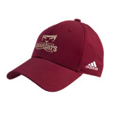 Adidas Cardinal Structured Adjustable Hat-Primary Logo