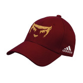 Adidas Cardinal Structured Adjustable Hat-Mascot