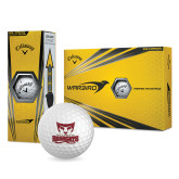 Nike Power Distance Golf Balls 12/pkg-Primary Logo
