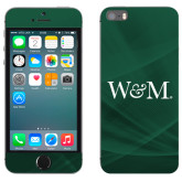 iPhone 5/5s Skin-W&M
