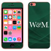 iPhone 5c Skin-W&M
