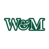 Medium Decal-W&M, 8 inches wide