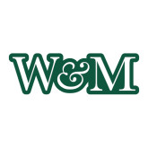 Large Decal-W&M, 12 inches wide
