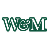 Extra Large Decal-W&M, 18 inches wide
