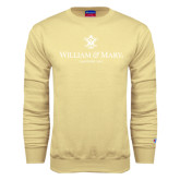 Champion Vegas Gold Fleece Crew-Chartered Logo