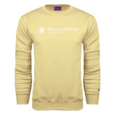 Champion Vegas Gold Fleece Crew-Alumni Association Flat