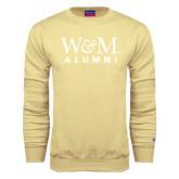 Champion Vegas Gold Fleece Crew-W&M Alumni