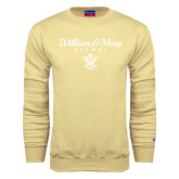 Champion Vegas Gold Fleece Crew-William & Mary Script Alumni