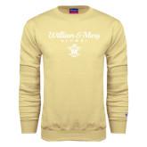 Champion Vegas Gold Fleece Crew-William & Mary Script Alumni