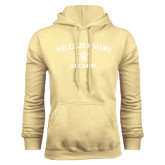 Champion Vegas Gold Fleece Hoodie-Arched Academic William & Mary Alumni