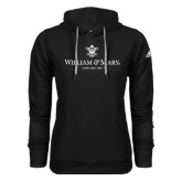 Adidas Climawarm Black Team Issue Hoodie-Chartered Logo