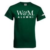 Dark Green T Shirt-Weathervane
