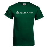 Dark Green T Shirt-Alumni Association Flat