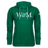Adidas Climawarm Dark Green Team Issue Hoodie-W&M
