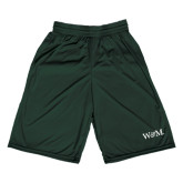 Performance Classic Dark Green 9 Inch Short-W&M