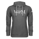 Adidas Climawarm Charcoal Team Issue Hoodie-W&M