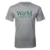 Grey T Shirt-W&M Class Of