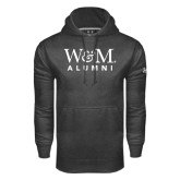 Under Armour Carbon Performance Sweats Team Hoodie-W&M Alumni