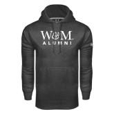 Under Armour Carbon Performance Sweats Team Hoodie-W&M Alumni