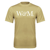 Performance Vegas Gold Tee-W&M