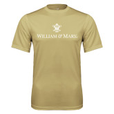 Syntrel Performance Vegas Gold Tee-William and Mary