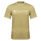 Performance Vegas Gold Tee-Alumni Association Flat