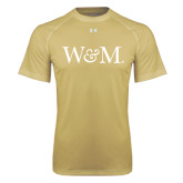 Under Armour Vegas Gold Tech Tee-W&M