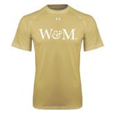 Under Armour Vegas Gold Tech Tee-W&M