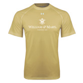Under Armour Vegas Gold Tech Tee-Chartered Logo